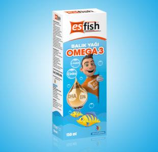 Esfish Balık Yağı