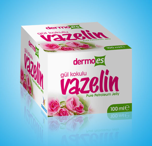 Gül Kokulu Vazelin 100 ml