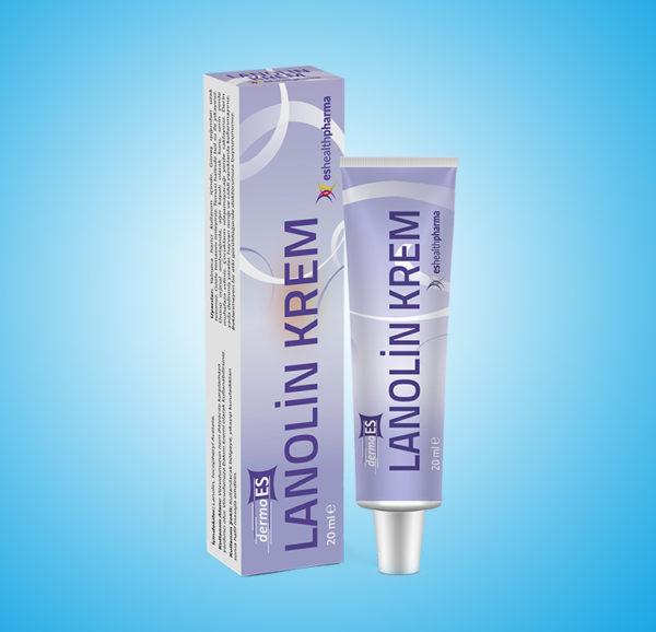 Lanolin Krem 20 ml