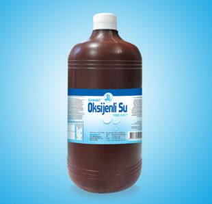 Oksijenli Su 1000 ml
